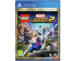 Игра LEGO Marvel Super Heroes 2 Deluxe Edition для PlayStation 4