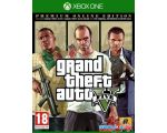 Игра Grand Theft Auto V. Premium Online Edition для Xbox One