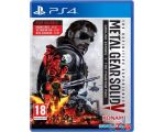 Игра Metal Gear Solid V: The Definitive Experience для PlayStation 4
