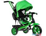 Детский велосипед Galaxy Виват 2 (зеленый)