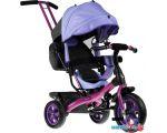 Детский велосипед Galaxy Виват 2 (фиолетовый)