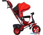 Детский велосипед Galaxy Виват 2 (красный)