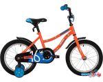 Детский велосипед Novatrack Neptune 14 2020 143NEPTUNE.OR20 (оранжевый) в интернет магазине
