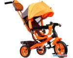Детский велосипед Galaxy Виват 2 (оранжевый)