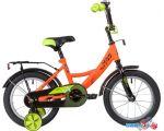 Детский велосипед Novatrack Vector 12 123VECTOR.OR20 (оранжевый/черный, 2020) в Бресте