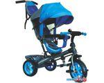 Детский велосипед Galaxy Виват 2 (голубой)