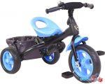 Детский велосипед Galaxy Виват 4 (синий)