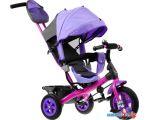 Детский велосипед Galaxy Виват 1 (фиолетовый)