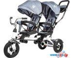 Детский велосипед Sundays SJ-5231 (серый)