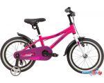 Детский велосипед Novatrack Prime New 16 2020 167APRIME1V.PN20 (розовый)