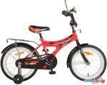 Детский велосипед Novatrack Turbo 167TURBO.RD20 (красный/черный, 2020)