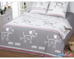 Постельное белье АртПостель Четыре лапы 500 (1.5-спальный)