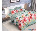 Постельное белье VitTex 9359-2-205м (2-спальный с евро простыней, 2 наволочки 50x70)