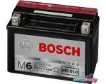 Мотоциклетный аккумулятор Bosch M6 YT9B-4/YT9B-BS 509 902 008 (8 А·ч)