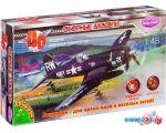 купить Сборная модель Bondibon Самолет Корсар №4 ВВ2550