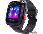 Умные часы Elari KidPhone 4G (черный)