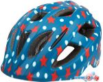 Cпортивный шлем Bobike Navy Stars S