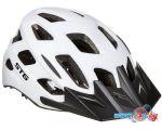 Cпортивный шлем STG HB3-2-D S (р. 48-51, белый/черный)