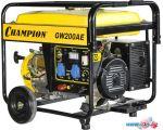 Бензиновый генератор Champion GW200AE