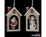 Елочная игрушка Erich Krause Decor Новый год в окне 45769