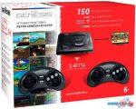 Игровая приставка Retro Genesis HD Ultra (2 геймпада, 150 игр)