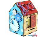 Бизибокс Мастер игрушек Бизи-домик IG0289