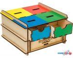Сортер WoodLand Toys Комодик-плоский Живой мир 119205 в Бресте