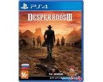 Игра Desperados III для PlayStation 4 в интернет магазине