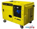 Бензиновый генератор Champion GG7500ES