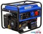 Бензиновый генератор ECO PE-9001E3FP