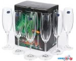 Набор бокалов для шампанского Bohemia Crystal Lara 40415/220