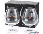 Набор бокалов для коньяка Bohemia Crystal Vintage 40602/875