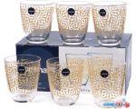 Набор бокалов для воды и напитков Luminarc Neo Sofya Gold P5657