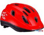 Cпортивный шлем BBB Cycling Boogy BHE-37 S (глянцевый красный)