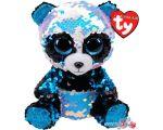 Классическая игрушка Ty Flippables Панда Bamboo 36361