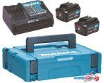 Аккумулятор с зарядным устройством Makita BL1041B + DC10SB (12В/4 Ah + 12В)