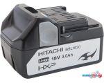 Аккумулятор Hikoki (Hitachi) BSL1830 (18В/3 Ah)