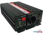 Автомобильный инвертор AVS 12/220V IN-PS600W