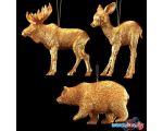 Елочная игрушка Erich Krause Decor Золотой зверь 43888