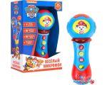 Интерактивная игрушка PAW Patrol Музыкальный микрофон с усилителем 32695