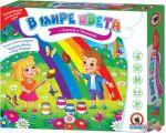 Развивающая игра Русский стиль В мире цвета с Алисой и Никитой 03441