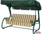 Садовые качели Удачная мебель Ибица (зеленый 317)