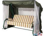 Садовые качели Удачная мебель Варадеро премиум (зеленый 309)