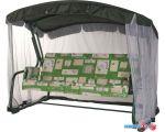 Садовые качели Удачная мебель Тропикана (зеленый 529)