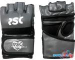 Перчатки для единоборств RSC Sport SB-03-330 M (серый/черный)