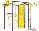 Детский спортивный комплекс Rokids Атлет-Т УДСК-7 (шоколад)