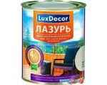 Лазурь LuxDecor Для древесины 2.5 л (венге) цена