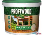 Антисептик Profiwood антисептик-лазурь водно-дисперсионный (тиковое дерево, 2.5 л)