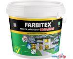 Краска Farbitex Акриловая фасадная 13 кг (белый) в интернет магазине