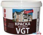 Краска VGT ВД-АК-1180 Фасадная Белоснежная (15 кг)